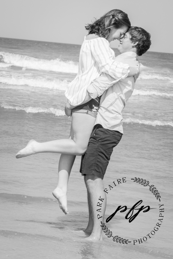 Lakeland Engagement Photographer St Augustine Beach